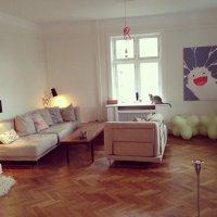 jasne mieszkanie