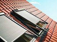 Kolektory na dachu